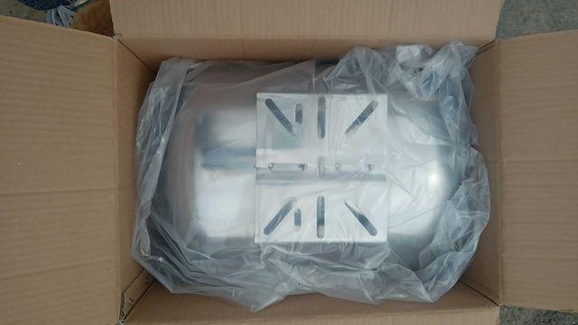 Продам гидроаккумулятор нержавеющий 50 литров,Польша