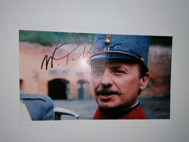 Wojciech Pokora autograf