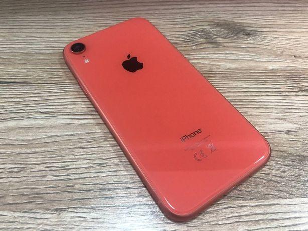 Apple iPhone XR 64GB Coral Neverlock НИЗКАЯ ЦЕНА, ОРИГИНАЛ, с США