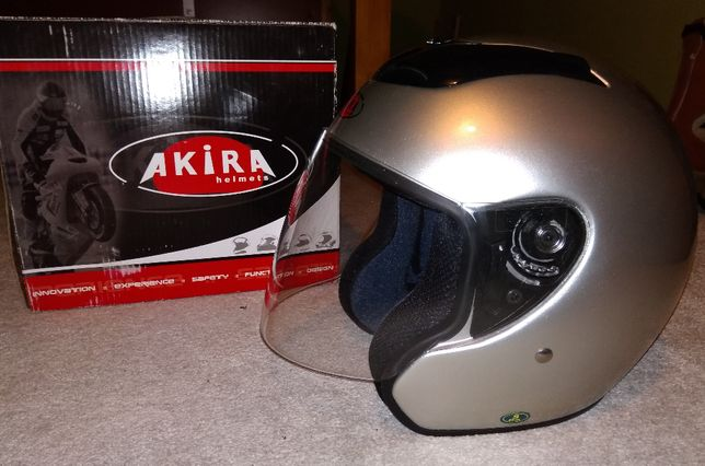 kask na skuter NOWY