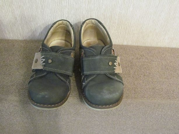 """Кожаные туфли на мальчика ТМ """"ИРБИС"""""""