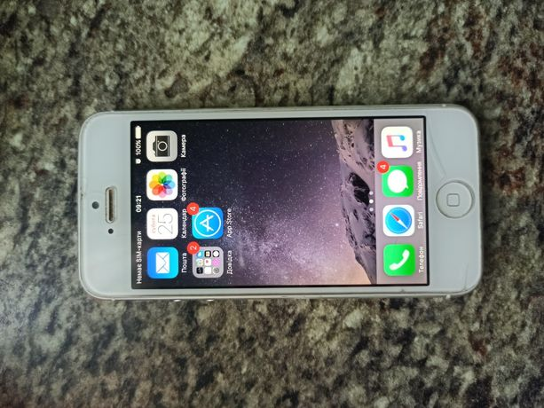 Продам iPhone5 16 gb