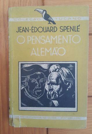 Jean-Édouard Spenlé - O Pensamento Alemão