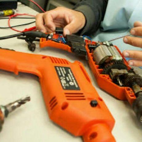 Reparação de máquinas ferramenta