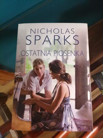 Książka jak nowa Ostatnia piosenka Nicholas Sparks