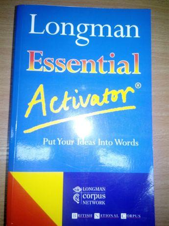 Essential Language Activator- słownik synonimów j angielskiego Longman