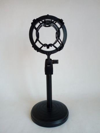 Паук держатель для микрофона на подставке