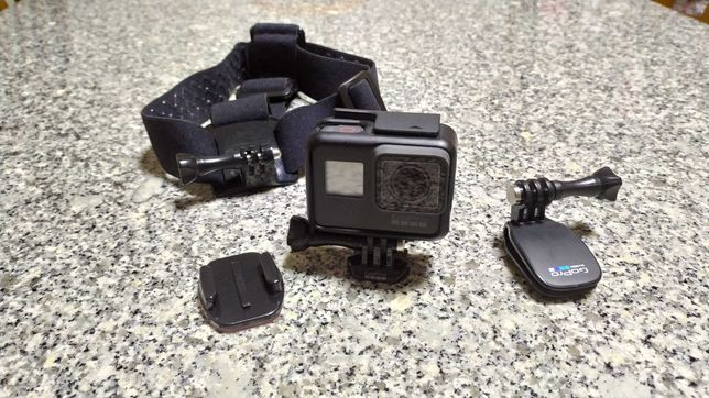 Kit GoPro Hero 5 Black Excelente Condição