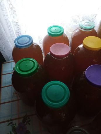 Мед разнотравье. Обмен на пшеницу, кукурузу.