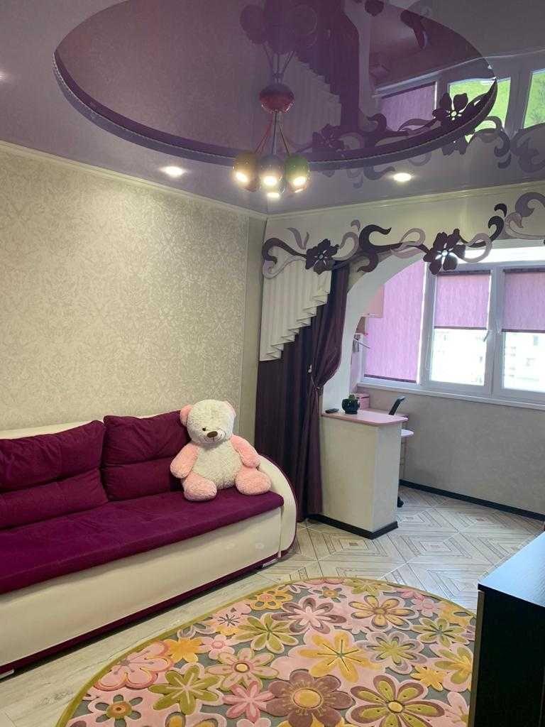 3-х комнатная квартира на Маликова с АВТОНОМКОЙ и РЕМОНТОМ