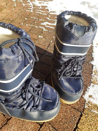 Śniegowce Burgi 32-33