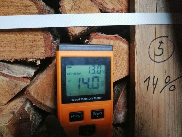 Drewno kominkowe opalowe dab PO SUSZARNI