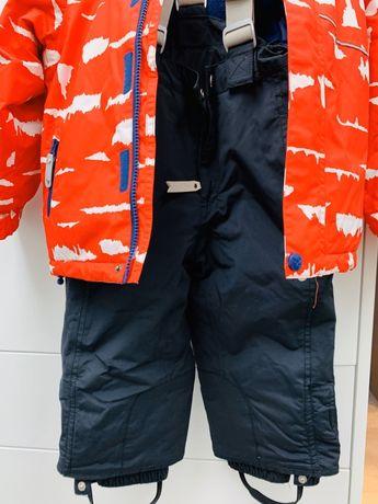 Kurtka narciarska 3-4 + spodnie
