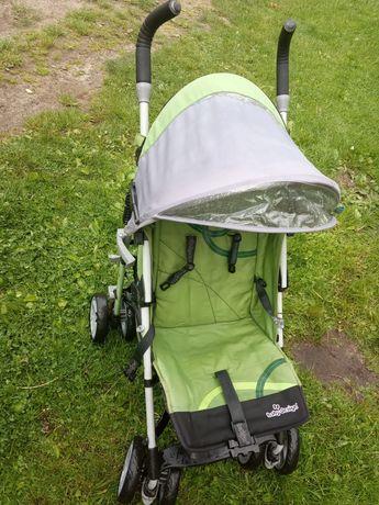 Wózek spacerowy spacerówka Baby design