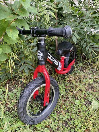 Велобег беговел новый
