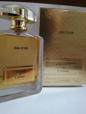 Fragrance World Change de Canal eau dOr