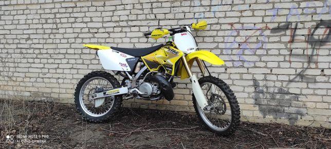 Мотоцикл Suzuki rm250