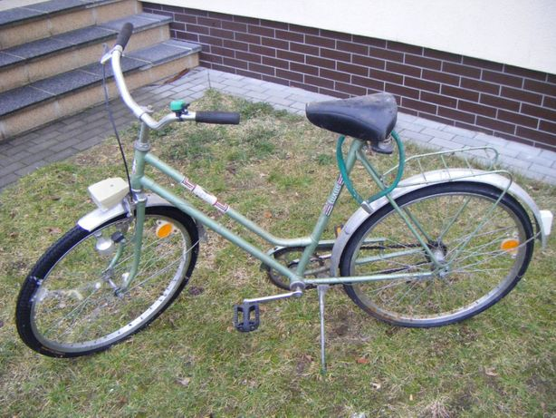 Stary Rower PRL składak PREDOM ROMET Luxus 26 cali koła