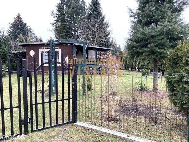 Działka rekreacyjna na terenie ogrodów Rod Paluch