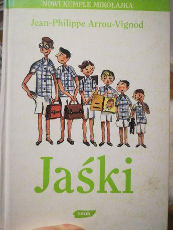 Jaśki książka dla młodzieży