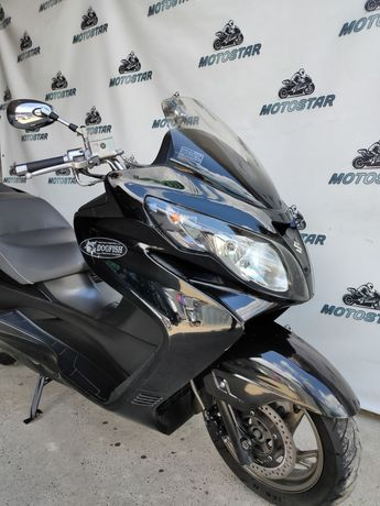 Suzuki Sky wave 250 type S макси скутер мотоцикл