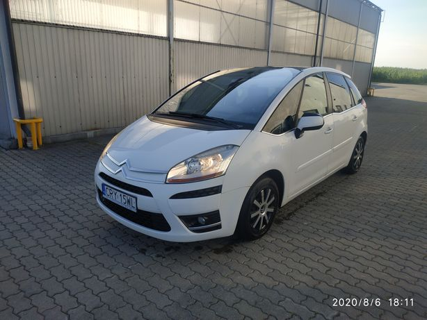 Citroen C4 Picasso - Exclusive, Panorama dach, AUTOMAT