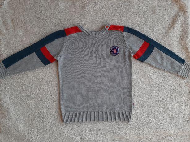 Lekki sweter chłopięcy Coccodrillo Rozmiar 104