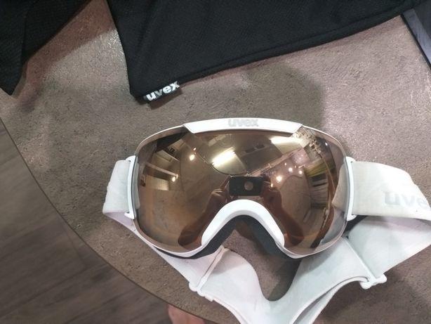 Лыжная маска Uvex, лыжные очки, маска для сноубординга