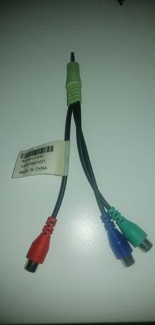 Samsung Przewód component do telewizorów samsung