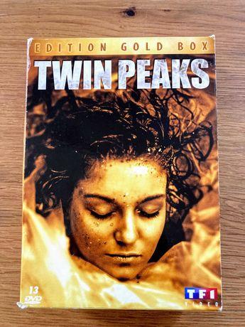 Twin Peaks - 1/2 temporada (DVD)
