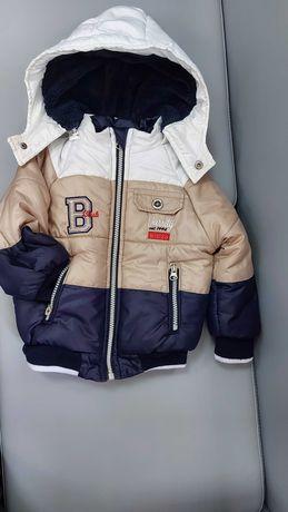Куртка на мальчика 18-24 мес Турция весна-осень деми