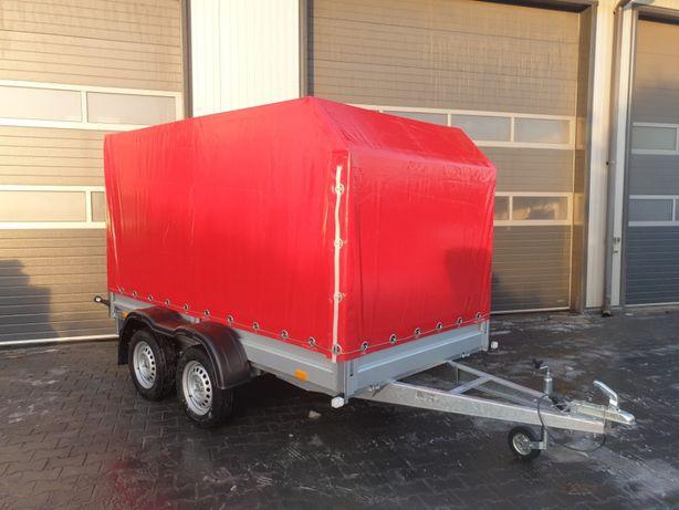 Przyczepa Przyczepka Samochodowa 300x156 750 kg S-Line ALU