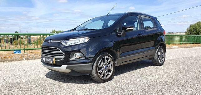 Ford Ecosport APENAS 50mil km - Diesel - com garantia