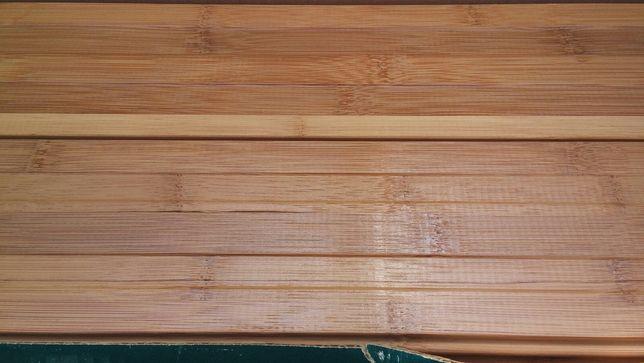Pavimento de Bambu Maciço de 15mm