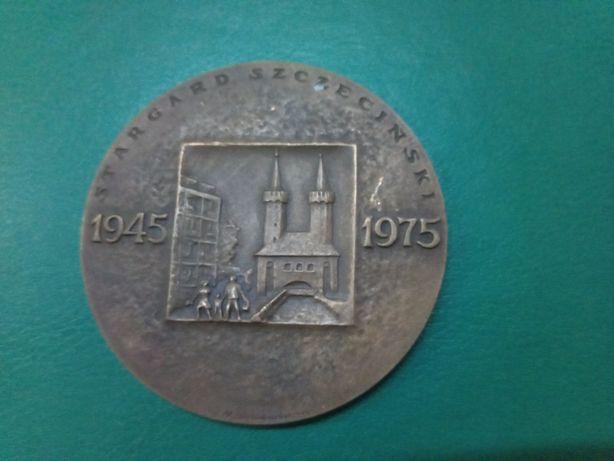 Medal okolicznościowy Stargard Szczeciński