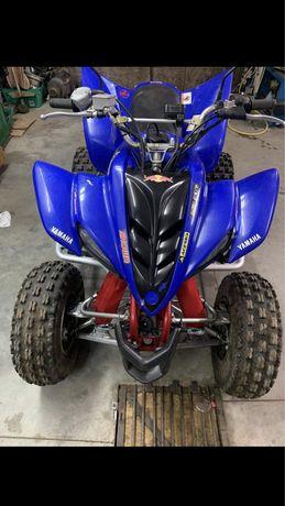 Yamaha raptor 350 zarejestrowany