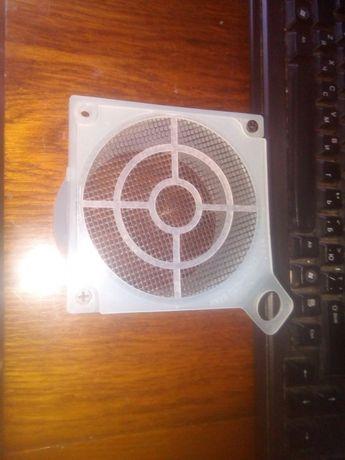 Воздуховод и вентиляторы 80 и 120 мм