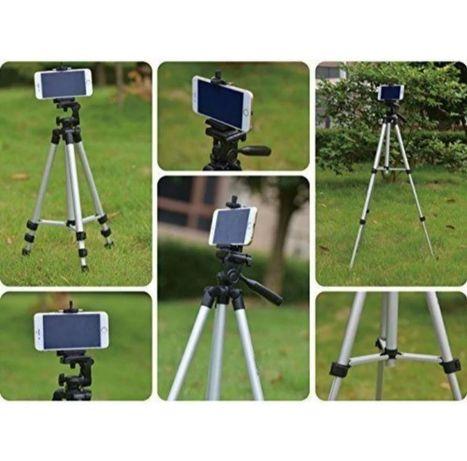 Штатив для камеры и телефона Photo Tripod 3110
