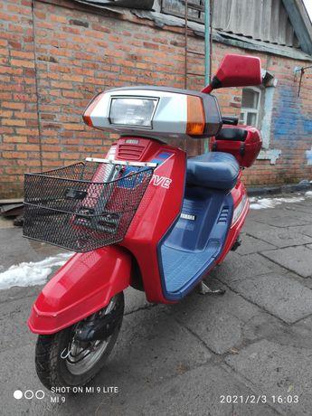 Yamaha active 35r sport (Ямаха актив)