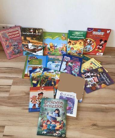 Zestaw 16 szt. książek dla dzieci