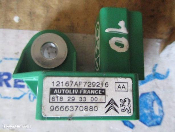 Sensor airbag CITROEN CITROEN C3 PEUGEOT 308 9666370880 CITROEN / C3 / 2010 / PEUGEOT / 308 / 2010 /