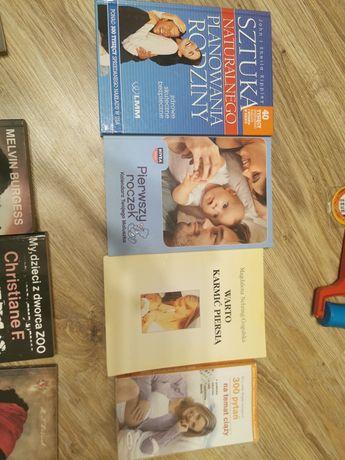 Książki psychologiczne przygodowe ciążowe i...