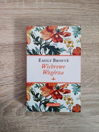 Wichrowe Wzgórza Emily Bronte Wydawnictwo Świat Książki KIESZONKA