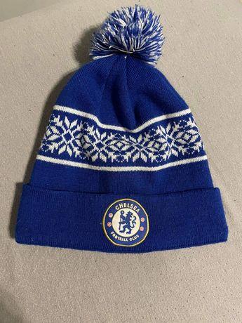Czapka zimowa Chelsea!