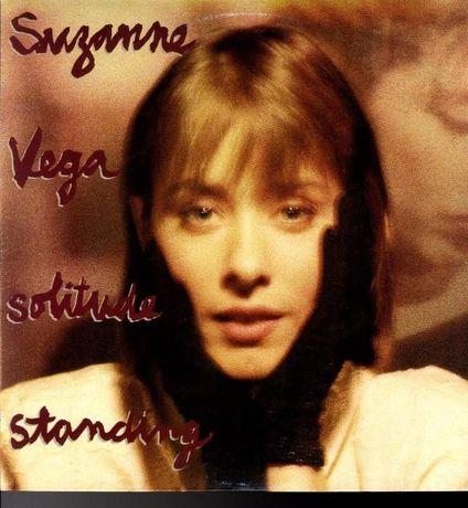 Vinil Album - Suzanne Vega - Solitude Standing