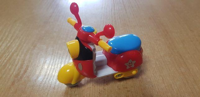 Skuter zabawka dla dziecka - motocykl zabawkowy