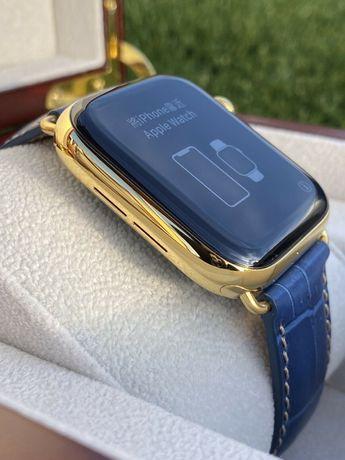 Apple Watch Series 5 24k złoto