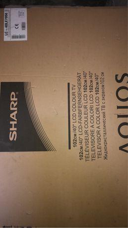 Telewizor marki SHARP