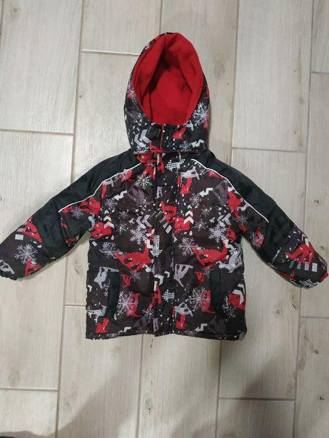 Куртка детская на синтепоне
