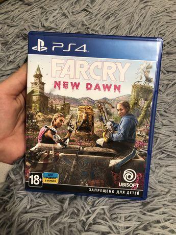 FarCry new dawn игра на PS4